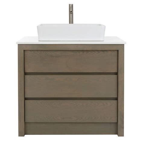 Home Decorators Bathroom Vanities by Home Decorators Collection Lawrence 36 In W Vanity In