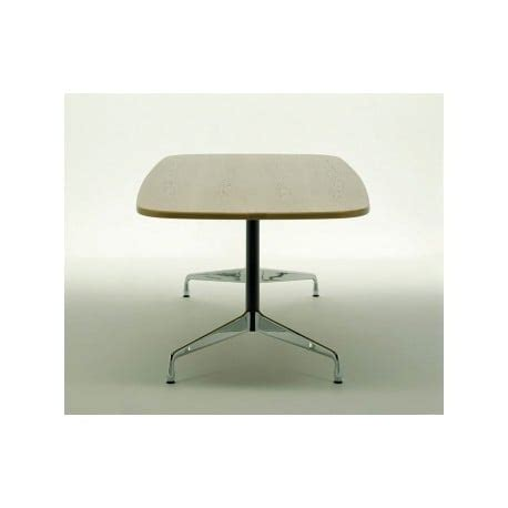 eames oval dining table buy vitra eames oval segmented tables by charles