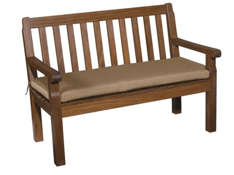 park bench seat cushions ipe wood outdoor furniture ironwood garden benches
