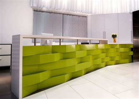 Cool Reception Desks 21 Exceptional And Unique Reception Desk Designs Top Inspirations