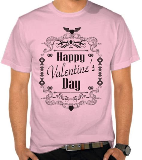 Kaos Fangkeh Green Day 35 jual kaos happy valentines day 35 satubaju