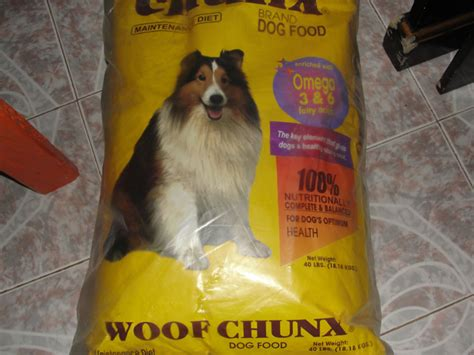 high quality puppy food woof chunx best food review food 5392