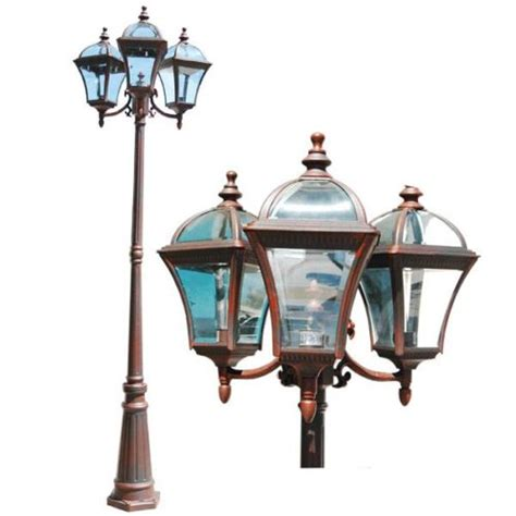 Innova Lighting Led Outdoor Post Lantern Innova Lighting