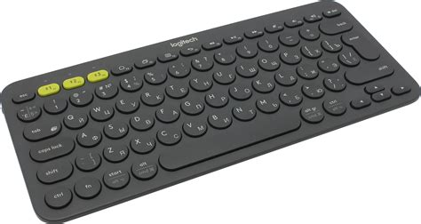 Logitech K380 Keyboard Bluetooth Berbagai Perangkat 1 клавиатура logitech k380 купить цена и характеристики отзывы