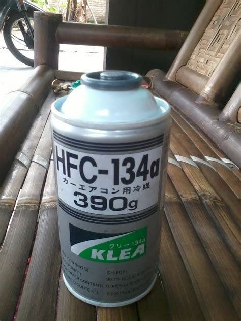 Ac Baru freon 134a untuk ac mobil dalam bentuk kaleng praktis