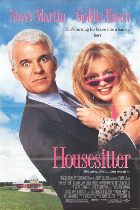 house sitter movie housesitter movie posters at movie poster warehouse movieposter com