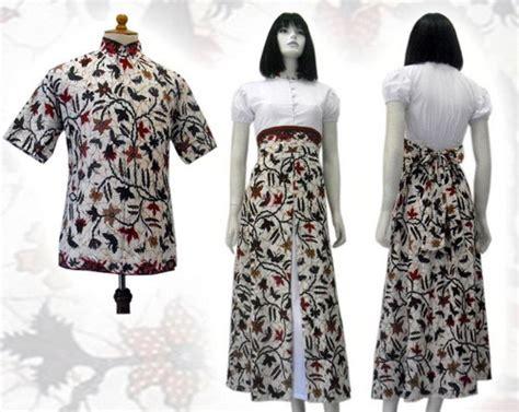 Baju Koko Motif Modifikasi model baju batik pria wanita 2014 modern terbaru