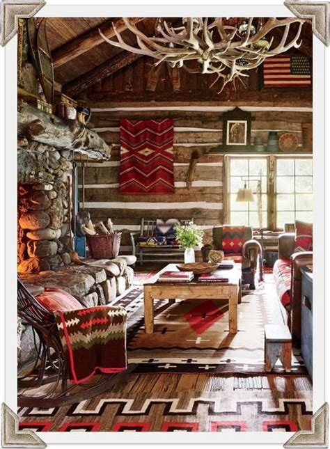 Navajo Home Decor by Wall Hangings Dress Up A Log Home Cabin Decor Western