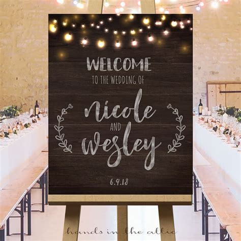 wedding ceremony welcome sign wedding welcome sign wedding reception printables sign