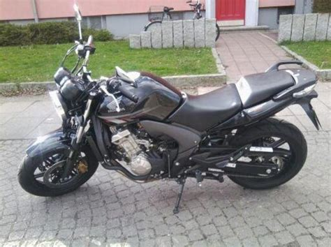 Motorrad Verkaufen Hamburg by Honda Cbf 600 Na In Hamburg Motorr 228 Der Verschiedenes