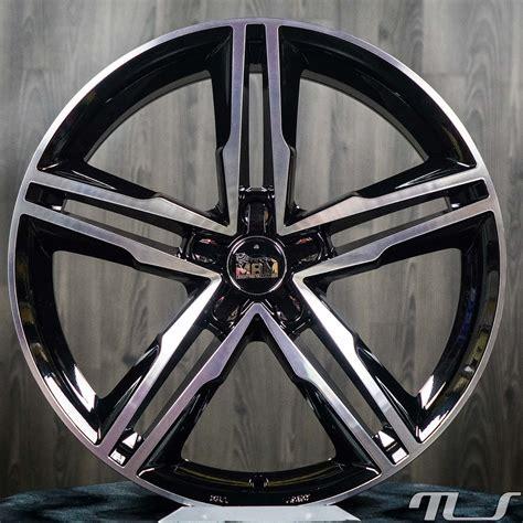 Felgenkatalog Audi by 18 Zoll Alufelgen F 252 R Vw Golf 5 6 7 Cc Tiguan Gti Eos