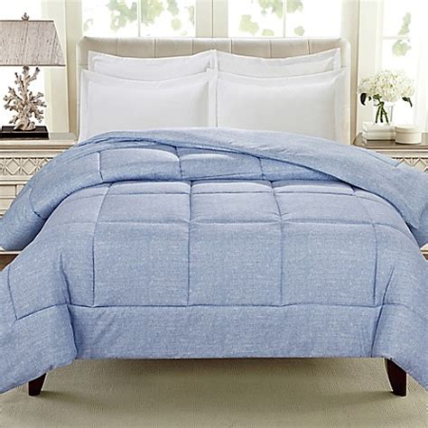 down alternative king comforter buy cathay home down alternative king comforter in light
