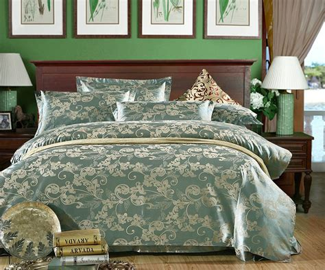 luxury bed sheets elegant and luxury bedding collections with jacquard