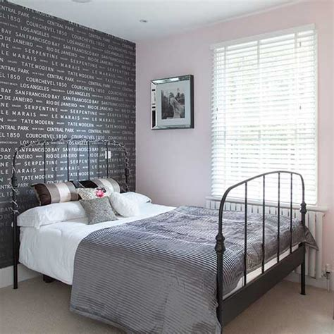 grey and white bedroom wallpaper bedroom wallpaper ideas ideal home