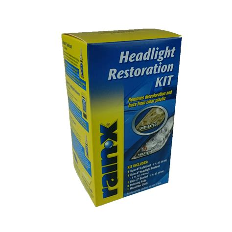 headlight restoration kit x headlight restoration kit