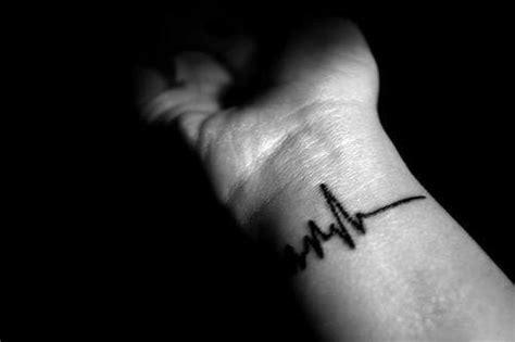 heartbeat death tattoo 50 life death tattoo designs for men masculine ink ideas