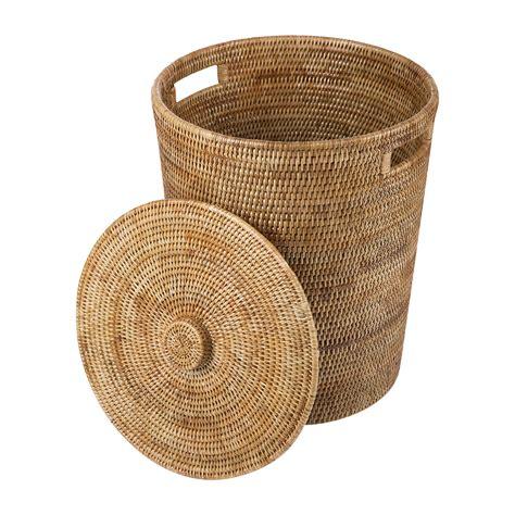 rattan laundry buy baolgi rattan laundry basket amara