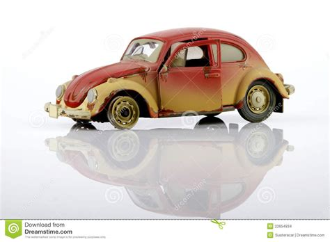 bug xl reguler 1gb vw scrap toys stock images image 22654934