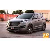 Hyundai Santa Fe Tuning  YouTube
