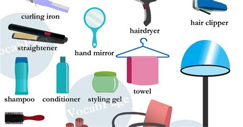 glossary of hairstylist terms from vocabularypage salon vocabulary