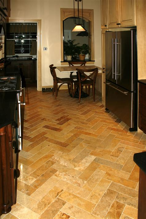 Kitchen Tile Floors Explore St Louis Kitchen Tile Installation Kitchen Remodeling Works Of St Louis Mo