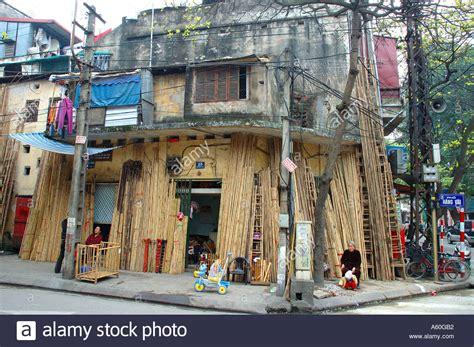 tattoo shop old quarter hanoi hanoi bamboo sellers hang vai street old quarter vietnam