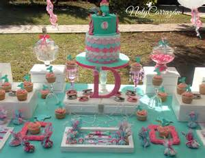 little mermaid birthday quot first year sweet little