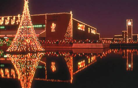 the holiday trail of lights will take you across louisiana