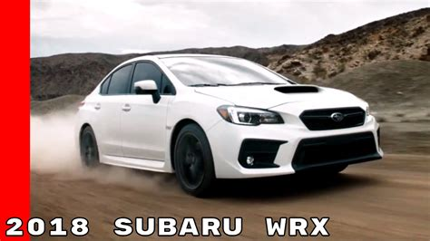 subaru wrx road 2018 subaru wrx on and road
