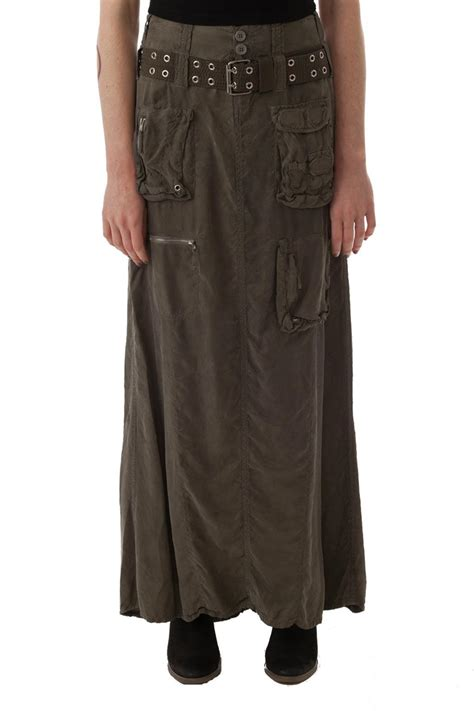 pete greta camille cargo skirt from by feral