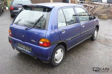 small subaru car 1997 subaru vivio car photo and specs