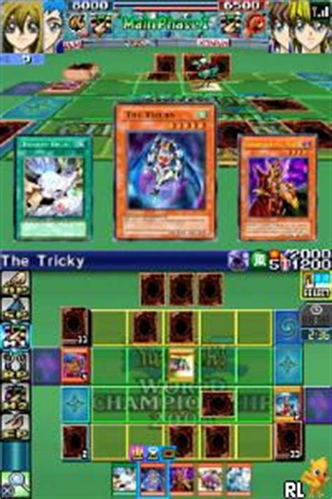 best yugioh for ds yu gi oh world chionship 2008 e squire rom