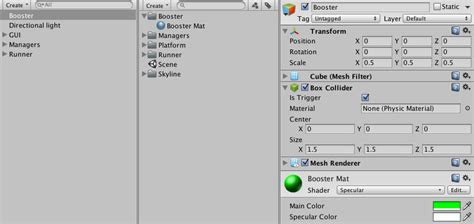 unity tutorial trigger unity on trigger unity event trigger unity istrigger unity