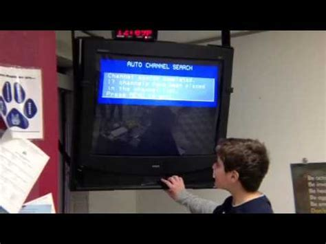 resetting verizon fios after power outage reset your tv after a power outage or surge youtube