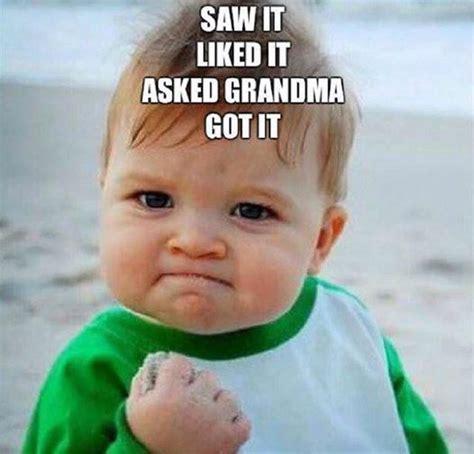 Baby Eating Sand Meme - best 25 funny grandma quotes ideas on pinterest grandma