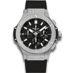 hublot steel 44mm big stainless steel chronograph