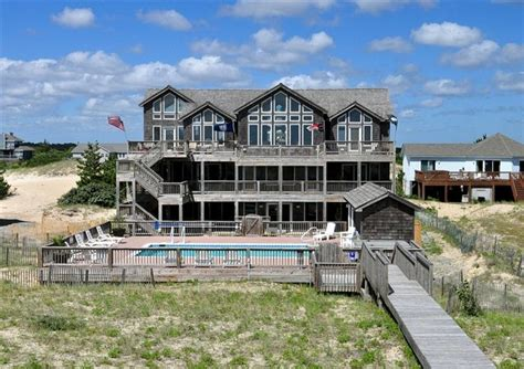 outer banks 4x4 house rentals twiddy outer banks vacation home summer academy 4x4
