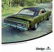 1969 Dart Specs Colors Facts History And Performance