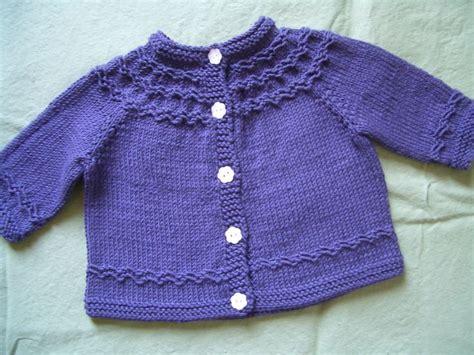 knit seamless sweater pattern seamless yoked baby sweater free pattern by carole