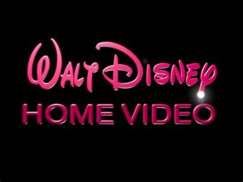 1986 walt disney home video logo aka youtube walt disney home video 1986 2001 logo remake youtube