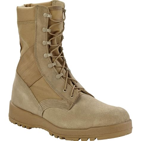 army boot dlats issue army weather combat boots desert