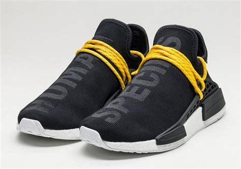 pharrell adidas nmd hu collection release info