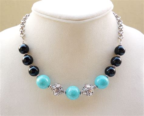 Handcrafted Gemstone Necklaces - big skies jewellery creating handcrafted gemstone