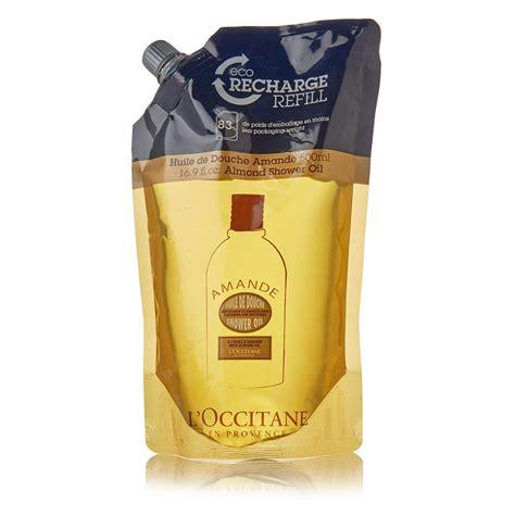 Loccitane Almond Shower 500 Ml l occitane almond eco refill shower 500ml s of kensington