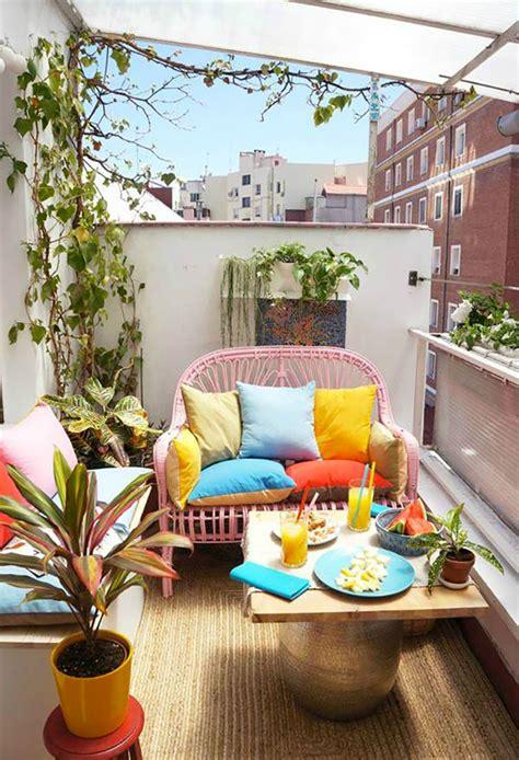 arredare piccolo terrazzo 20 idee per arredare un piccolo terrazzo in maniera