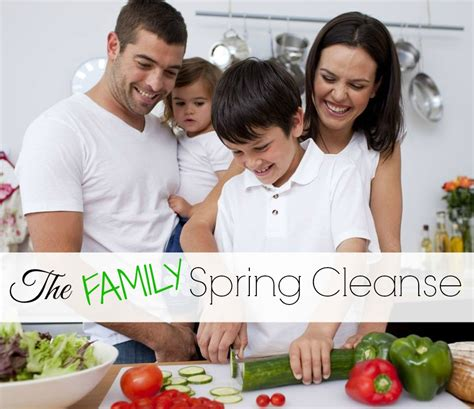 Family Detox by Clean Up Your Family S Diet In 10 Days S Home Remedies