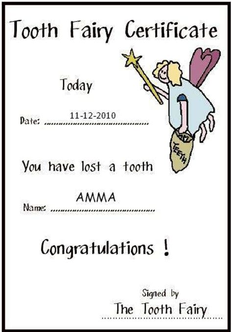 free printable tooth letter template a canary s diary a tooth sickly sweet