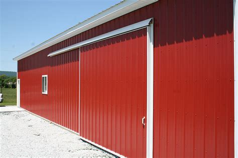 Sharty Ontario Building Code Pole Barn Construction Pole Barn Sliding Doors