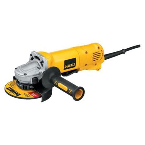 dewalt 10 4 1 2 in small angle grinder d28402w the