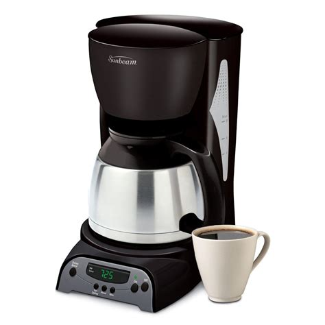 Sunbeam 3335 33 8 Cup Thermal Coffee Maker   Lowe's Canada